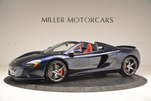 Used 2015 McLaren 650S Spider for sale Sold at Maserati of Greenwich in Greenwich CT 06830 2