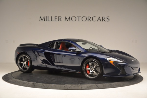 Used 2015 McLaren 650S Spider for sale Sold at Maserati of Greenwich in Greenwich CT 06830 23