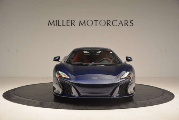 Used 2015 McLaren 650S Spider for sale Sold at Maserati of Greenwich in Greenwich CT 06830 25