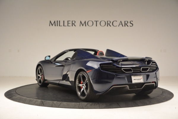 Used 2015 McLaren 650S Spider for sale Sold at Maserati of Greenwich in Greenwich CT 06830 5