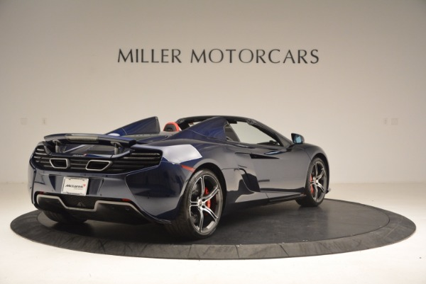 Used 2015 McLaren 650S Spider for sale Sold at Maserati of Greenwich in Greenwich CT 06830 7
