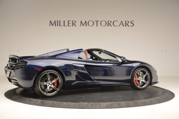 Used 2015 McLaren 650S Spider for sale Sold at Maserati of Greenwich in Greenwich CT 06830 8