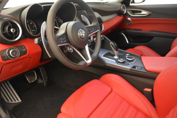 New 2017 Alfa Romeo Giulia Ti Sport Q4 for sale Sold at Maserati of Greenwich in Greenwich CT 06830 13