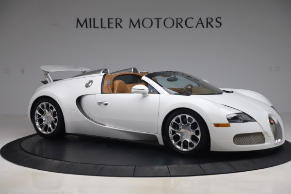 Used 2011 Bugatti Veyron 16.4 Grand Sport for sale Call for price at Maserati of Greenwich in Greenwich CT 06830 10