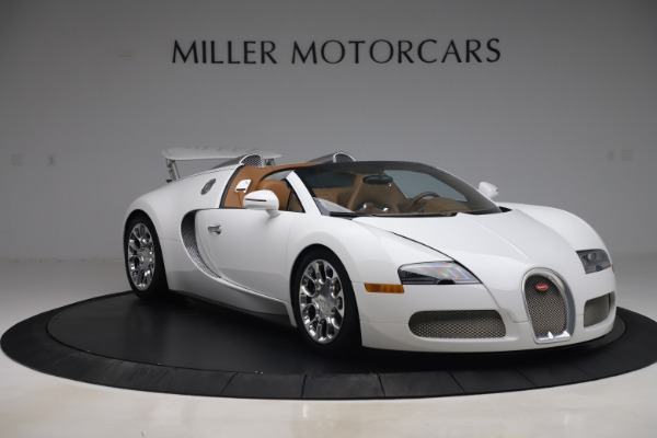 Used 2011 Bugatti Veyron 16.4 Grand Sport for sale Call for price at Maserati of Greenwich in Greenwich CT 06830 11