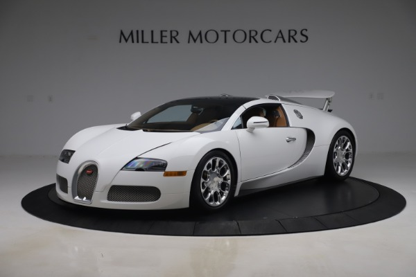 Used 2011 Bugatti Veyron 16.4 Grand Sport for sale Call for price at Maserati of Greenwich in Greenwich CT 06830 12