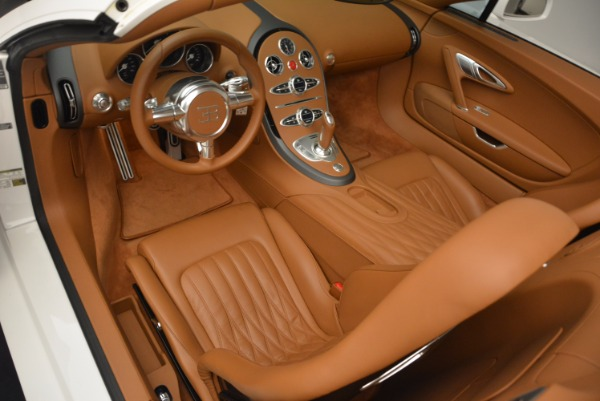 Used 2011 Bugatti Veyron 16.4 Grand Sport for sale Call for price at Maserati of Greenwich in Greenwich CT 06830 17