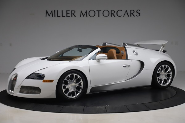 Used 2011 Bugatti Veyron 16.4 Grand Sport for sale Call for price at Maserati of Greenwich in Greenwich CT 06830 2