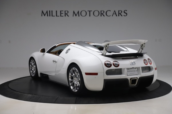 Used 2011 Bugatti Veyron 16.4 Grand Sport for sale Call for price at Maserati of Greenwich in Greenwich CT 06830 5