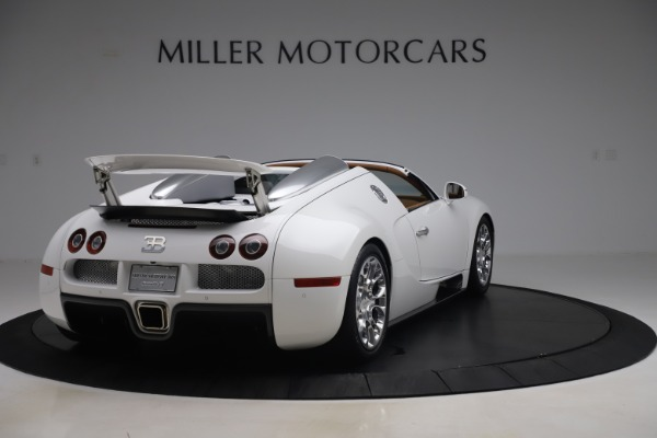 Used 2011 Bugatti Veyron 16.4 Grand Sport for sale Call for price at Maserati of Greenwich in Greenwich CT 06830 7