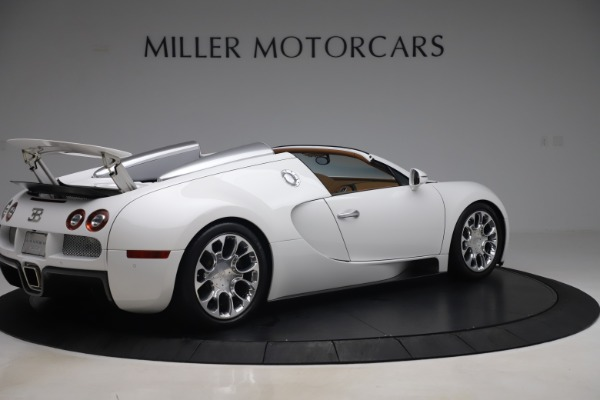 Used 2011 Bugatti Veyron 16.4 Grand Sport for sale Call for price at Maserati of Greenwich in Greenwich CT 06830 8