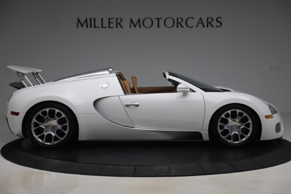 Used 2011 Bugatti Veyron 16.4 Grand Sport for sale Call for price at Maserati of Greenwich in Greenwich CT 06830 9
