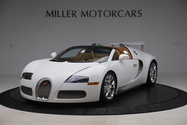 Used 2011 Bugatti Veyron 16.4 Grand Sport for sale Call for price at Maserati of Greenwich in Greenwich CT 06830 1