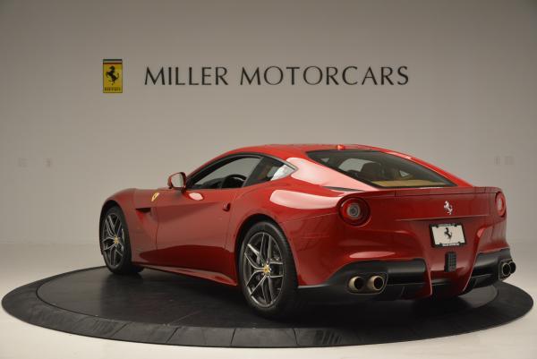 Used 2014 Ferrari F12 Berlinetta for sale Sold at Maserati of Greenwich in Greenwich CT 06830 5