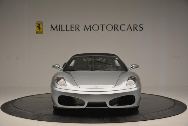 Used 2005 Ferrari F430 Spider for sale Sold at Maserati of Greenwich in Greenwich CT 06830 24
