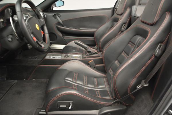 Used 2005 Ferrari F430 Spider for sale Sold at Maserati of Greenwich in Greenwich CT 06830 26