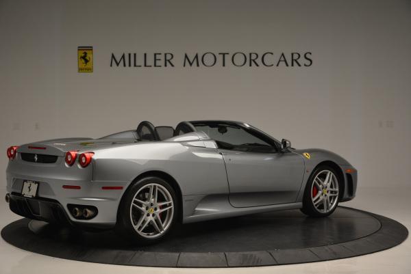 Used 2005 Ferrari F430 Spider for sale Sold at Maserati of Greenwich in Greenwich CT 06830 8