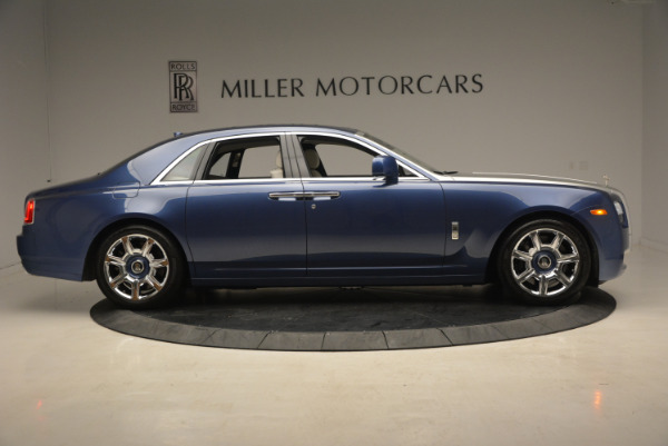 Used 2010 Rolls-Royce Ghost for sale $119,900 at Maserati of Greenwich in Greenwich CT 06830 11