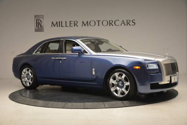 Used 2010 Rolls-Royce Ghost for sale $119,900 at Maserati of Greenwich in Greenwich CT 06830 12