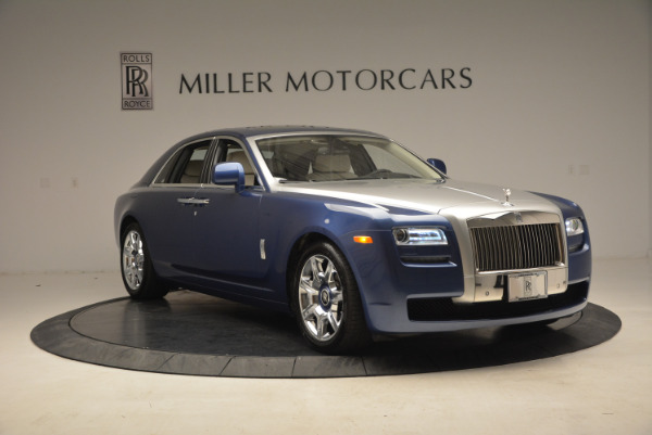 Used 2010 Rolls-Royce Ghost for sale $119,900 at Maserati of Greenwich in Greenwich CT 06830 13