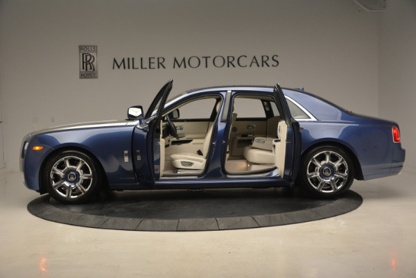 Used 2010 Rolls-Royce Ghost for sale $119,900 at Maserati of Greenwich in Greenwich CT 06830 14