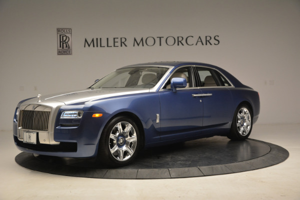 Used 2010 Rolls-Royce Ghost for sale $119,900 at Maserati of Greenwich in Greenwich CT 06830 3