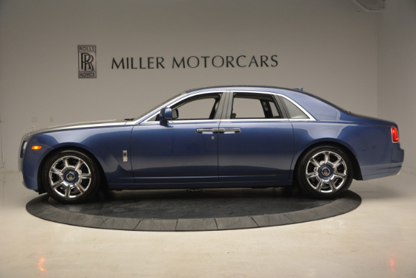 Used 2010 Rolls-Royce Ghost for sale $119,900 at Maserati of Greenwich in Greenwich CT 06830 4
