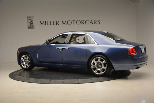 Used 2010 Rolls-Royce Ghost for sale $119,900 at Maserati of Greenwich in Greenwich CT 06830 5