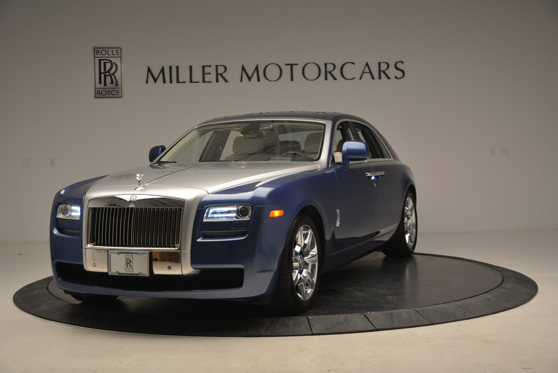 Used 2010 Rolls-Royce Ghost for sale $119,900 at Maserati of Greenwich in Greenwich CT 06830 1