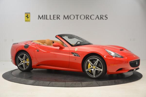 Used 2012 Ferrari California for sale Sold at Maserati of Greenwich in Greenwich CT 06830 10