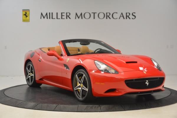 Used 2012 Ferrari California for sale Sold at Maserati of Greenwich in Greenwich CT 06830 11