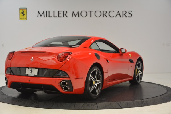 Used 2012 Ferrari California for sale Sold at Maserati of Greenwich in Greenwich CT 06830 14