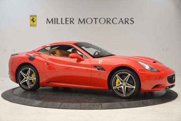 Used 2012 Ferrari California for sale Sold at Maserati of Greenwich in Greenwich CT 06830 16