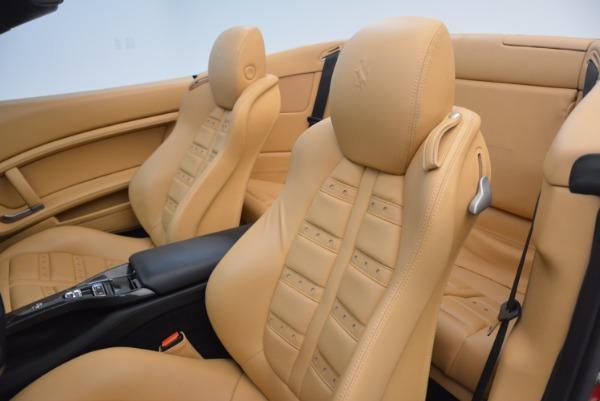 Used 2012 Ferrari California for sale Sold at Maserati of Greenwich in Greenwich CT 06830 20