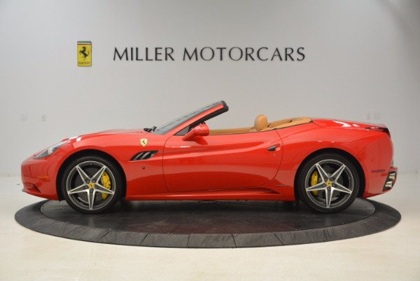 Used 2012 Ferrari California for sale Sold at Maserati of Greenwich in Greenwich CT 06830 3