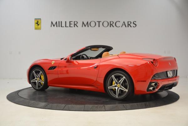 Used 2012 Ferrari California for sale Sold at Maserati of Greenwich in Greenwich CT 06830 4