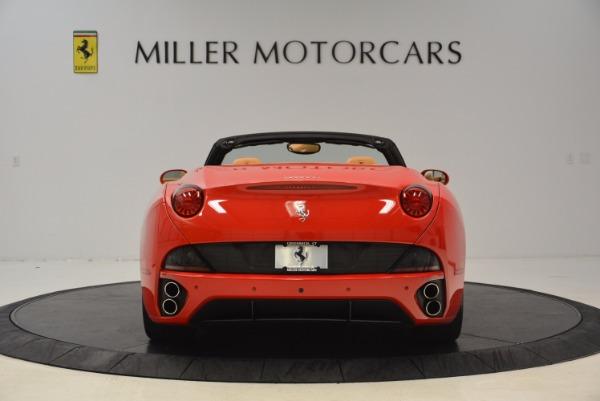 Used 2012 Ferrari California for sale Sold at Maserati of Greenwich in Greenwich CT 06830 6