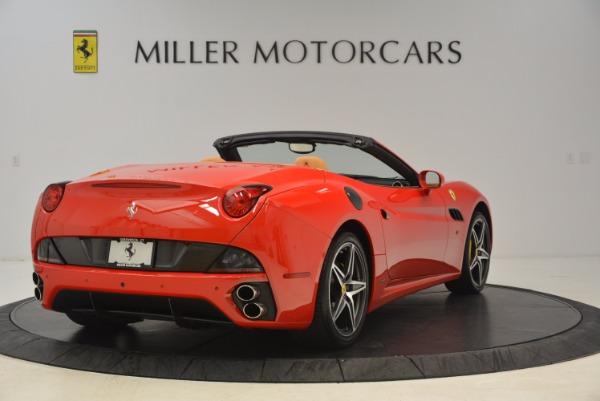Used 2012 Ferrari California for sale Sold at Maserati of Greenwich in Greenwich CT 06830 7