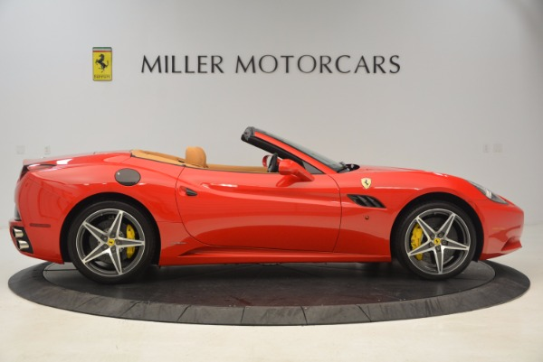 Used 2012 Ferrari California for sale Sold at Maserati of Greenwich in Greenwich CT 06830 9