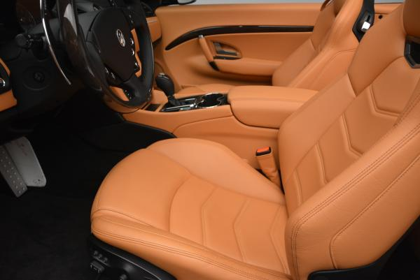 New 2016 Maserati GranTurismo Sport for sale Sold at Maserati of Greenwich in Greenwich CT 06830 25