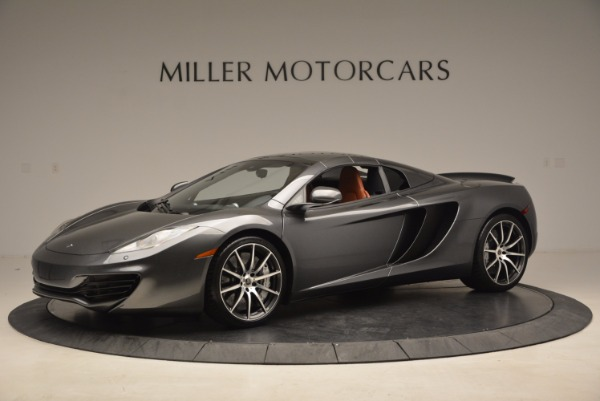 Used 2014 McLaren MP4-12C SPIDER Convertible for sale Sold at Maserati of Greenwich in Greenwich CT 06830 15