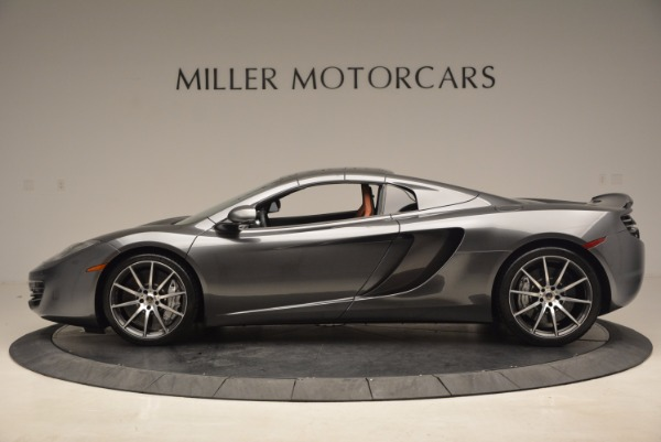 Used 2014 McLaren MP4-12C SPIDER Convertible for sale Sold at Maserati of Greenwich in Greenwich CT 06830 16