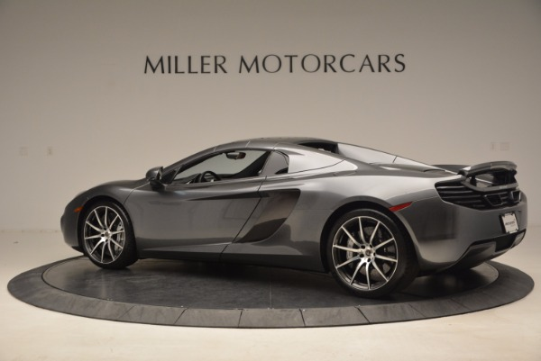 Used 2014 McLaren MP4-12C SPIDER Convertible for sale Sold at Maserati of Greenwich in Greenwich CT 06830 17