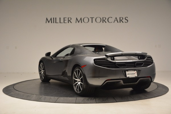 Used 2014 McLaren MP4-12C SPIDER Convertible for sale Sold at Maserati of Greenwich in Greenwich CT 06830 18