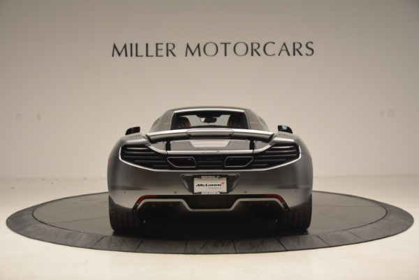Used 2014 McLaren MP4-12C SPIDER Convertible for sale Sold at Maserati of Greenwich in Greenwich CT 06830 19