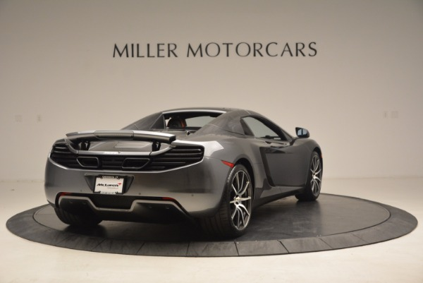 Used 2014 McLaren MP4-12C SPIDER Convertible for sale Sold at Maserati of Greenwich in Greenwich CT 06830 20