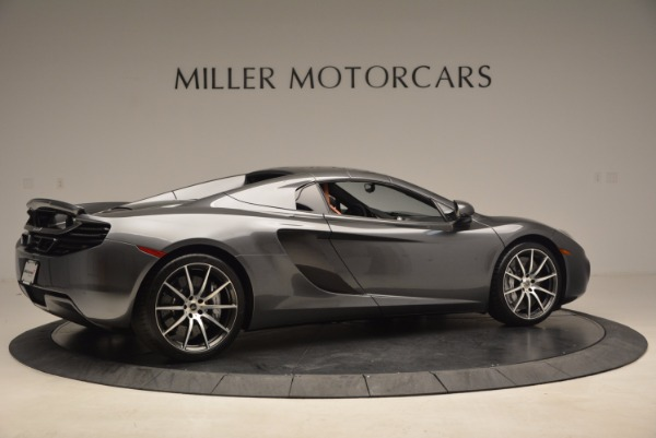 Used 2014 McLaren MP4-12C SPIDER Convertible for sale Sold at Maserati of Greenwich in Greenwich CT 06830 21