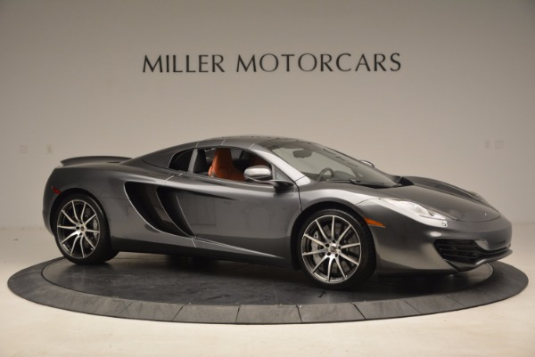 Used 2014 McLaren MP4-12C SPIDER Convertible for sale Sold at Maserati of Greenwich in Greenwich CT 06830 23