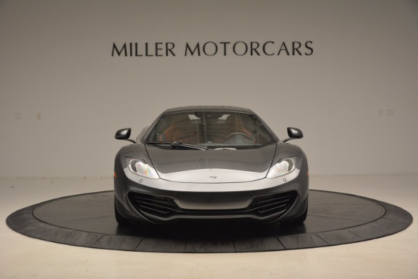 Used 2014 McLaren MP4-12C SPIDER Convertible for sale Sold at Maserati of Greenwich in Greenwich CT 06830 25
