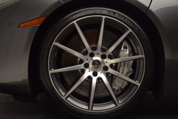 Used 2014 McLaren MP4-12C SPIDER Convertible for sale Sold at Maserati of Greenwich in Greenwich CT 06830 26